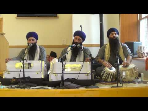Video Bhai Sukhjinder Singh Ji & Jatha | Jis Ka Tan Man Dhan Sab Tiska download in MP3, 3GP, MP4, WEBM, AVI, FLV January 2017