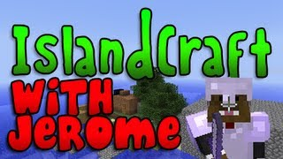 Minecraft IslandCraft Day #34: Starting to Build a House!