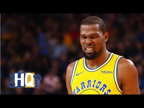 Video: Kevin Durant should get credit for showing vulnerability - Dan Le Batard | Highly Questionable