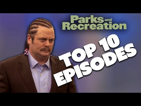 TOP 10 EPISODES | Parks and Recreation | Comedy Bites