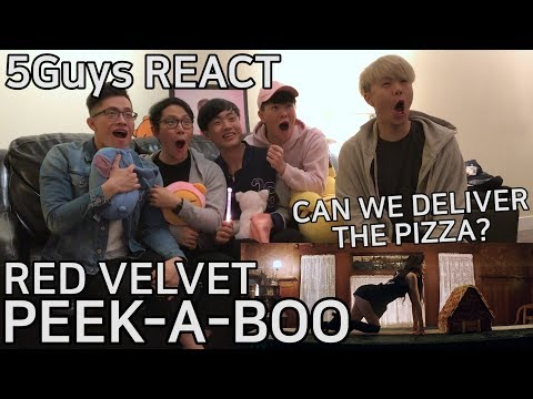 Video [THIRSTY FANBOYS] Red Velvet - Peek-A-Boo (5Guys MV REACT) download in MP3, 3GP, MP4, WEBM, AVI, FLV January 2017