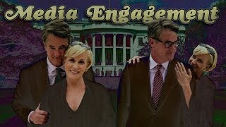 MSNBC's Morning Joe Co-hosts Engaged