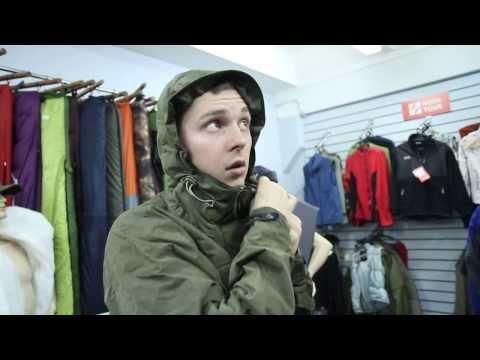 Куртка рыболовная «Риф». Видеообзор.