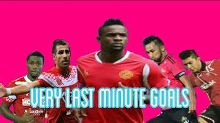 Video Top 5 Kelantan FA Very Last Minutes Goals MP3, 3GP, MP4, WEBM, AVI, FLV September 2018
