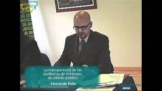 La transparencia de las auditorías de entidades de interés público