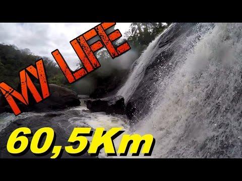 MY LIFE - Rolê até a Cachoeira de Itamarati de Minas - 60,5Km - GoPro Hero 5 - Scott Spark