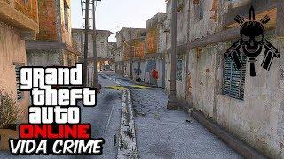 GTA V VIDA DO CRIME : TRETA COM OS POLICIAL GTA 5 ROLEPLAY RIO DE JANEIRO vida real online ✘ Análise Informática:...