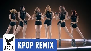 Fiestar Apple Pie (Areia Kpop Remix) music videos 2016