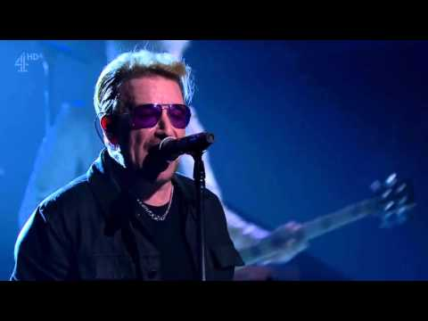 U2 - Song For Someone / Out Of Control (Live from TFI Friday) 2015