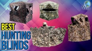 9. 10 Best Hunting Blinds 2017
