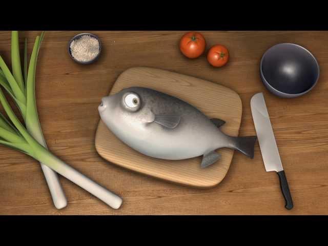 Cuộc đời của một con cá :))