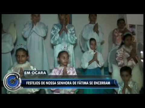 Em Ocara-CE/ Comunidade comemora festejos de nossa Senhora de Fátima