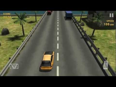 Traffic Racer Launch Trailer