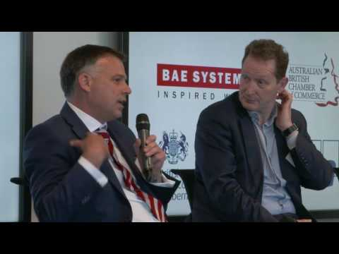 Disruptive Technologies - Panel discussion part 3