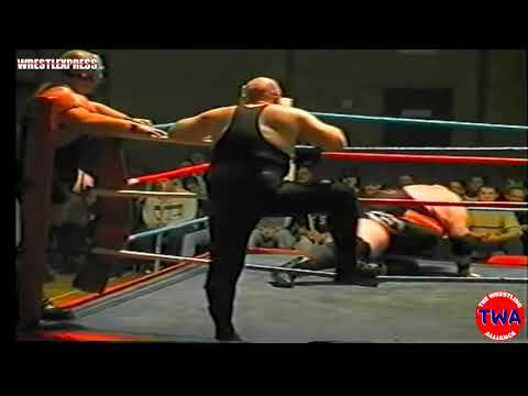 The Wrestling Alliance - Dagenham Essex - WRESTLEXPRESS 2001 - Entire Show