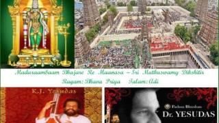 Maduraambaam Bhajare Dr  KJ Jesudas