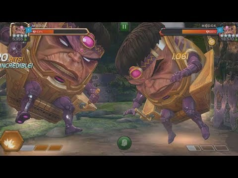 MODOK VS MODOK - Epic Duel - Marvel Contest Of Champions