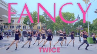 [KPOP IN PUBLIC CHALLENGE] TWICE(트와이스) – FANCY(팬시) 댄스커버 시에이시 베트남 DANCE COVER BY C.A.C from Vietnam