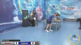 Костюк Б. vs Семенец А.