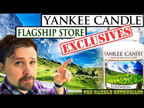 Yankee Candle 3 RARE EXCLUSIVES | Deerfield Village Fragrances | Flagship Store | Reviews | Haul