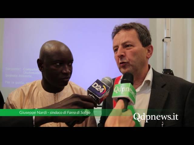 Farra di Soligo - Firmato il patto d'amicizia tra Farra e Linguère, in Senegal