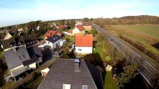 Luftaufnahmen in Bielefeld
