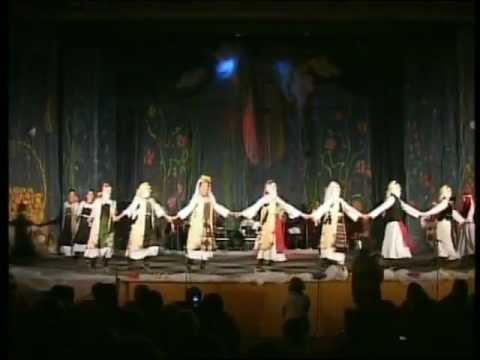 CZNTK ''Abrašević'' - ''Pogledajte Jovana, kako veze nogama'' - Igre iz Levča