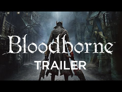 Awards - Bloodborne Trailer - Golden Joystick Awards 2014 ☆ Help us reach 300k! http://bit.ly/SubToCVG It's dark, it's deadly and it promises to be the most brutal experience on PS4. Bloodborne is...