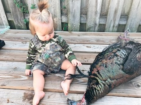 Giant Turkey Kill, Clean, Cook! Tasty Tuesday