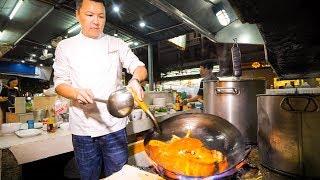 Video The IRON CHEF CHAMPION of Thailand - Insane THAI FOOD Cooking Skills in Bangkok! MP3, 3GP, MP4, WEBM, AVI, FLV Juli 2019