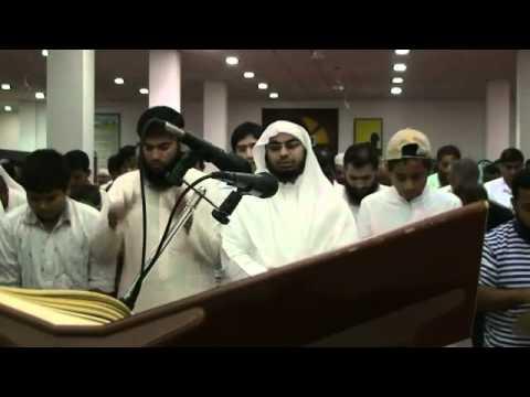 صلاة القيام للقارئ أسامة الصافي 27 رمضان 1432
