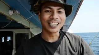 Kemaman Malaysia  city photos gallery : Fishing Cobia At Kemaman Malaysia