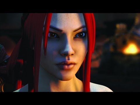 Heavenly Sword Trailer 2