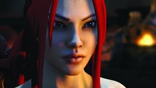 Heavenly Sword - Trailer #1