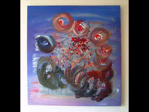 Quadri astratti sanader art moderni dipinti a mano for Tele dipinte a mano moderne