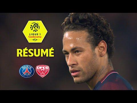 Paris Saint-Germain - Dijon FCO (8-0) - Résumé - (PSG - DFCO) / 2017-18