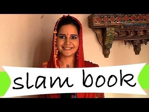 Shivshakti Sachdev's Slam Book
