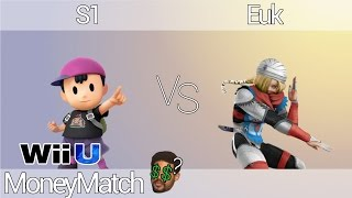 Counterpick 28 | S1 (Ness) vs Euk (Sheik) money match