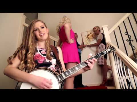 Toughen Up Princess Official Video - The Banjo Girl  Taylor Pfeiffer