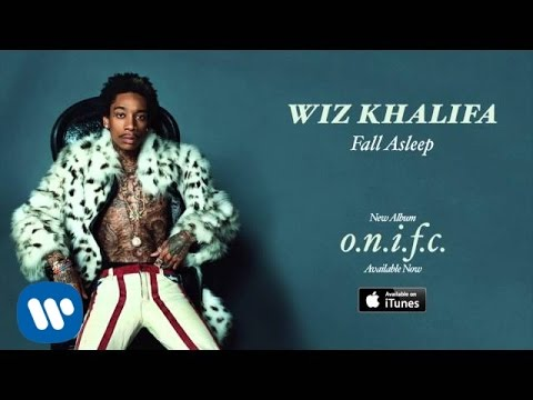 Tekst piosenki Wiz Khalifa - Fall Asleep po polsku