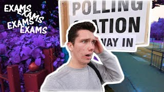 "This video i react to the Alevel/AS politics exam, unit 2 which i recently had and tell you what my thought are upon the Alevel Economics exam i just did to which i chose essay pair 3 and extract 1!! Also i vote in the general election at age 18. The UK election 2017 explained and gone crazy. Electoral reform and who even are the DUP. DUP in coalition with the Conservatives. Voting was done in secret. Watch this to find the truth about voting and how to vote. I take you into the voting hall and you see me vote. Younger generation voting. Young person voting in uk general election. 18 YEAR old votes in uk general election. Young people thought on the DUP. Young peoples thoughts on Theresa May. Younger generation thouhgt on the new #coalition government #labour #coaltion #generalelection2017 #aleveleconomics #alevelpolitics #examThis is a channel aimed at students. University, Alevel and GCSE students. When the Alevel exams of 2017 and the GCSE exams of 2017 come around you will find every exam reaction on this channel. Edexcel Maths, AQA Economics and Edexcel Government and Politics are what I currently study. Subscribe to the channel so you don't miss out on everything. I'm going to become a university vlogger, a daily university vlogger if i pass my exams and get in to university. I reply to every comment and would like to go to Cambridge Univeristy.Oxford University. How do i get into Cambridge or Oxford university?Instagram - https://www.instagram.com/dylanreevesfellows/?hl=enDonations - https://www.paypal.me/DYLANREEVESFELLOWSClothing Store - https://student.bigcartel.comMY WEBSITE - http://dylanreevesfellows.wixsite.com/dylanreevesfellowsDonators will be rewarded, just ask!""MY AS RESULTS VIDEO""  -   https://www.youtube.com/watch?v=2PnriduoPow ""MY GCSE RESULTS VIDEO""  -  https://www.youtube.com/watch?v=AzYVDpbzNbY""FOOTBALL CHALLENGES AT UPTON PARK BEFORE ITS BLOWN UP""   -   https://www.youtube.com/watch?v=pNjSoJkBn9EUniversity,vlog,daily vlogger,daily vlogs,uni vlogs,university vlogs,phd,alevels,gcse,alevel exams,gcse exams,maths,pass,failed,gone wrong,gone bad,student vlogs,my alevel results,results video,my gcse results,2017,Alevel maths,gcse maths,cambridge university,oxford university,uk,oxford,cambridge,student life,My ALEVEL Results video 2017, my gcse results video 2017"