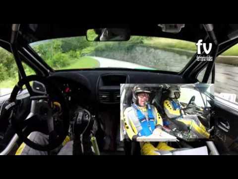 51° Rally Valli Ossolane 2015 Bocchio - Mancini by Ferrario Video видео