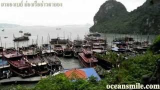 ทัวร์เวียดนาม ฮาลองเบย์