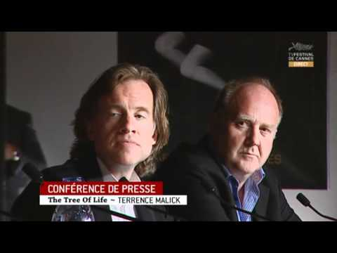 The Tree of Life Full Press Conference - Cannes Film Festival 2011