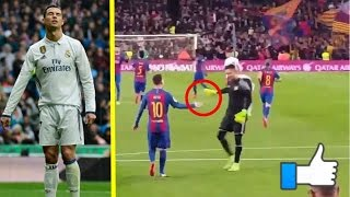 Video Diego Alves vs Cristiano Ronaldo vs Lionel Messi - Tactical Penalty MP3, 3GP, MP4, WEBM, AVI, FLV Mei 2017