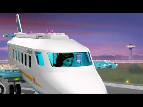 Конструктор Частный самолет - LEGO FRIENDS - фото № 9