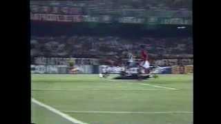 Brasileiro 1997 Semifinal - Vasco 4x1 Flamengo - Show do Edmundo - Narração Luciano do Valle