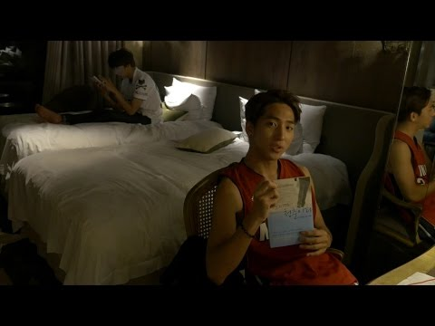 B1A4 'Road Trip - Ready?' Behind Clip #2