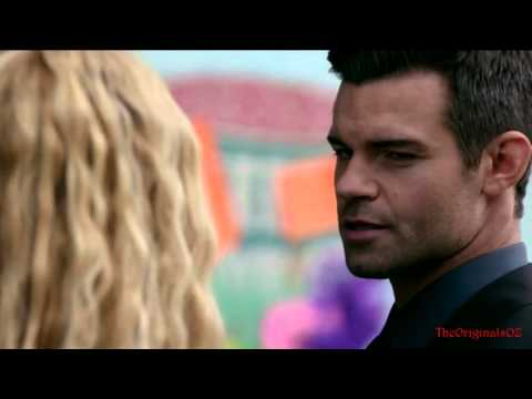 The Originals 3x09 Savior Elijah & Rebekah at Gase Station