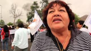 Paro de trabajadores ANEF Atacama